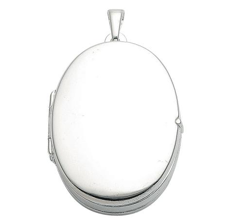 925 Silber spezial  Medaillon für 4 Bilder