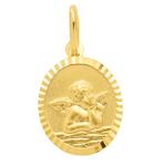 """333 Gold """"AMOR"""" Kettenanhänger"""