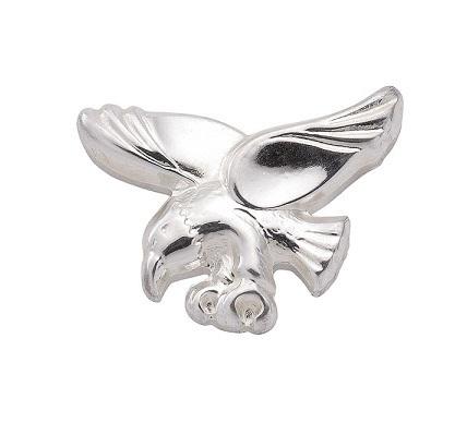 925 Silber Single Ohrstecker Adler