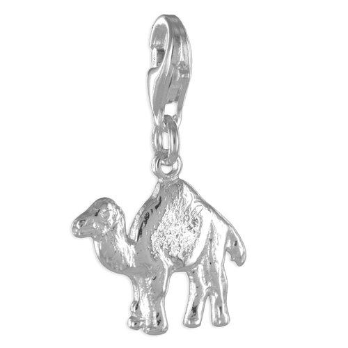 Kamel Charms Kettenanhänger mit Karabinerverschluß
