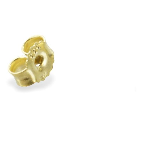 333 Gold Ohrmuttern / Poussetten /