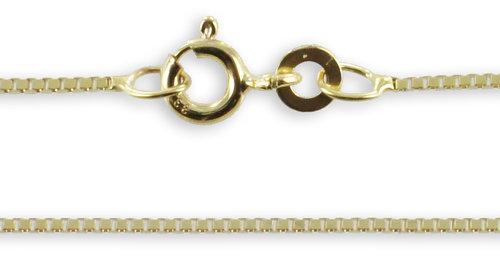 Goldkette Venezianer 333 Gold 0,9mm